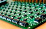 Поверхностный монтаж SMD компонентов