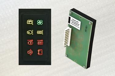 Блок индикации светодиодный